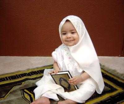 Nama-nama anak perempuan muslim modern dan artinya