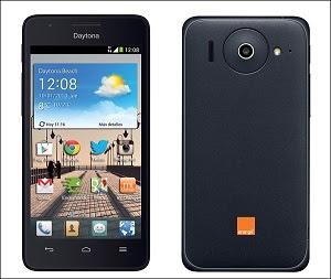 Orange Daytona: Smartphone asequible con Android Jellybean