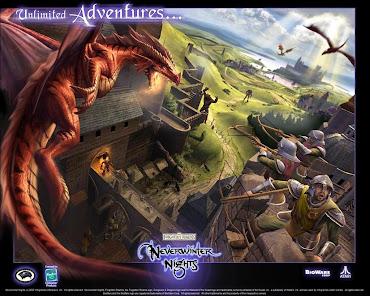 #30 Neverwinter Nights Wallpaper