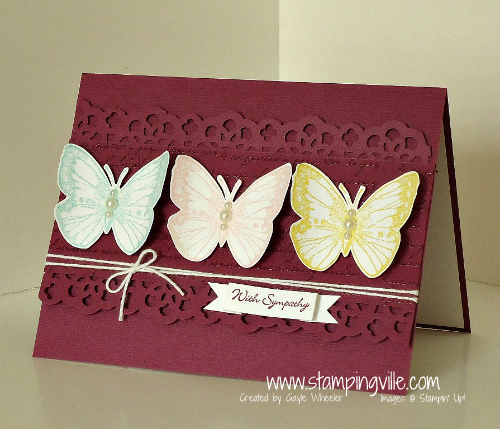 Spanish Stamp Set - Flores Suaves - by Stampin' Up!