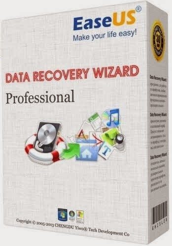 EaseUS Data Recovery Wizard Professional 7.5.0