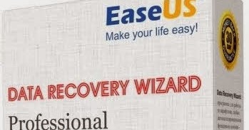 easeus data recovery wizard professional 7.5 + crack  2014