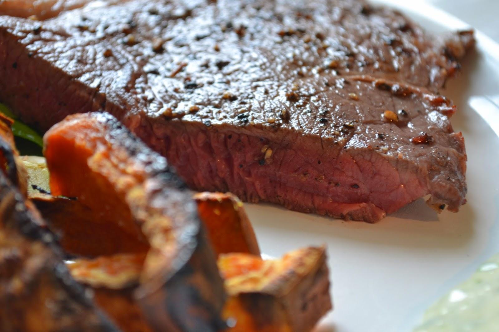 sirloin steak svenska recept