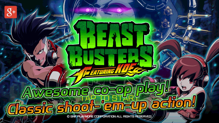 BEAST BUSTERS Gameplay IOS / Android