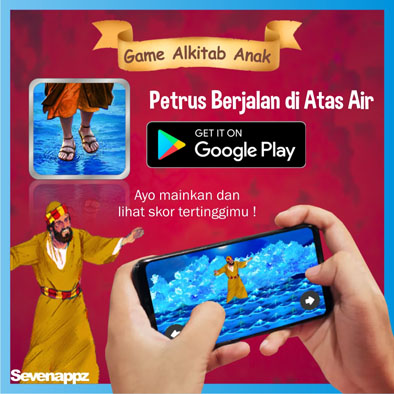 Game Alkitab Anak