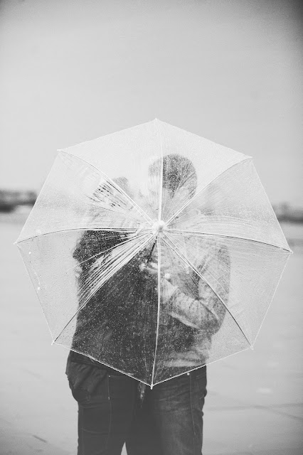 love sesion bajo la lluvia// photography by winter