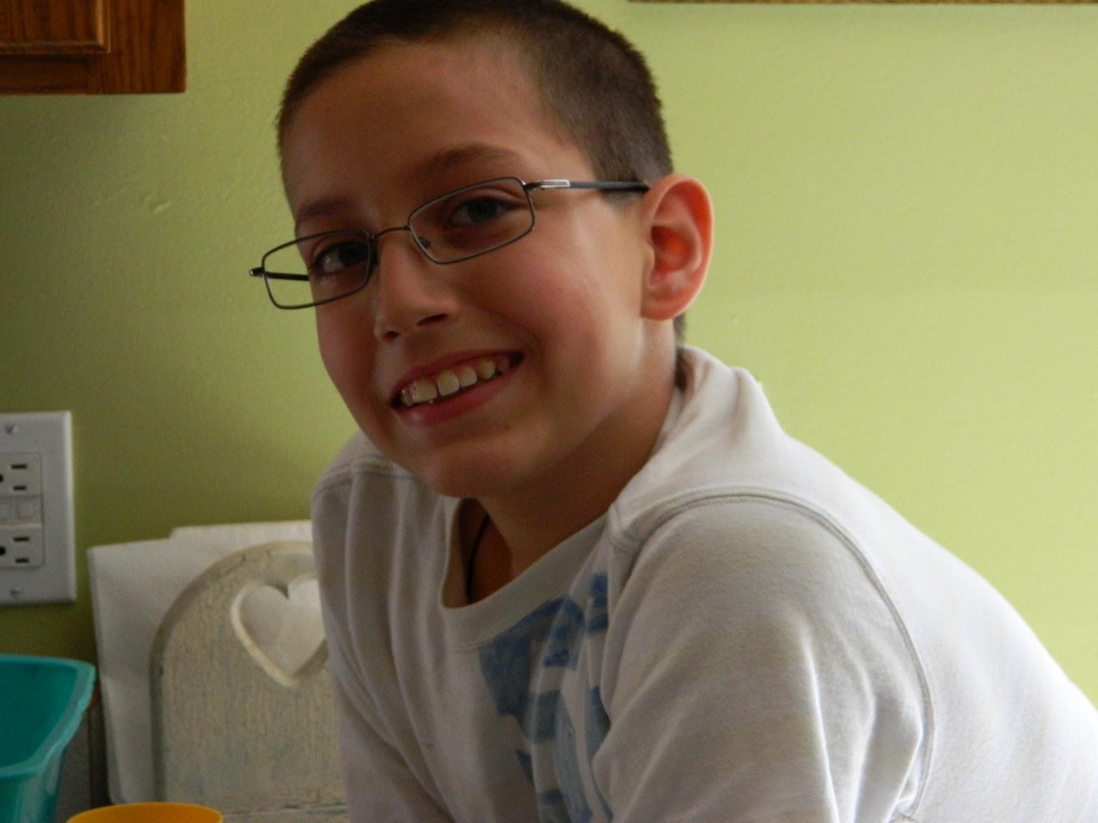 Cute 12 Year Old Boy Holidays Oo