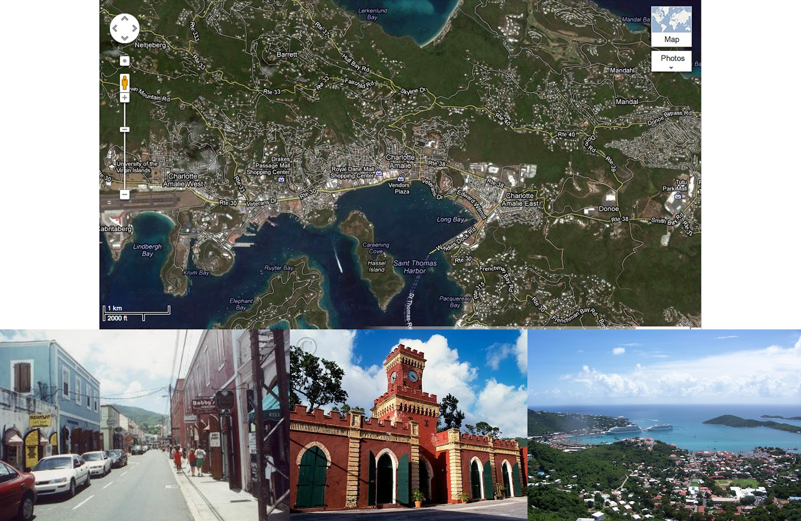 our group has chosen charlotte amalie of the u s virgin island of st thomas for the city exhibition initial research shows that it was originally settled
