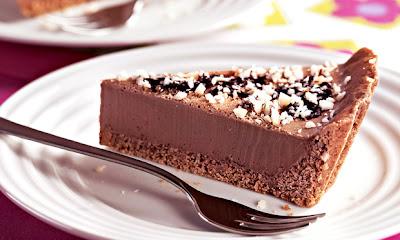 Receita de Torta de chocolate com castanha-do-pará