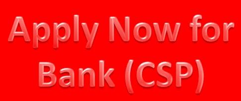 Apply For Bank KIOSK