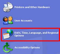 Install Bahasa Arab Di Windows XP
