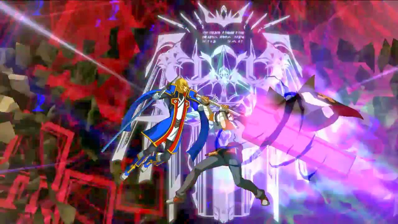 BlazBlue - Chrono Phantasma (Game) - Launch Trailer - Screenshot