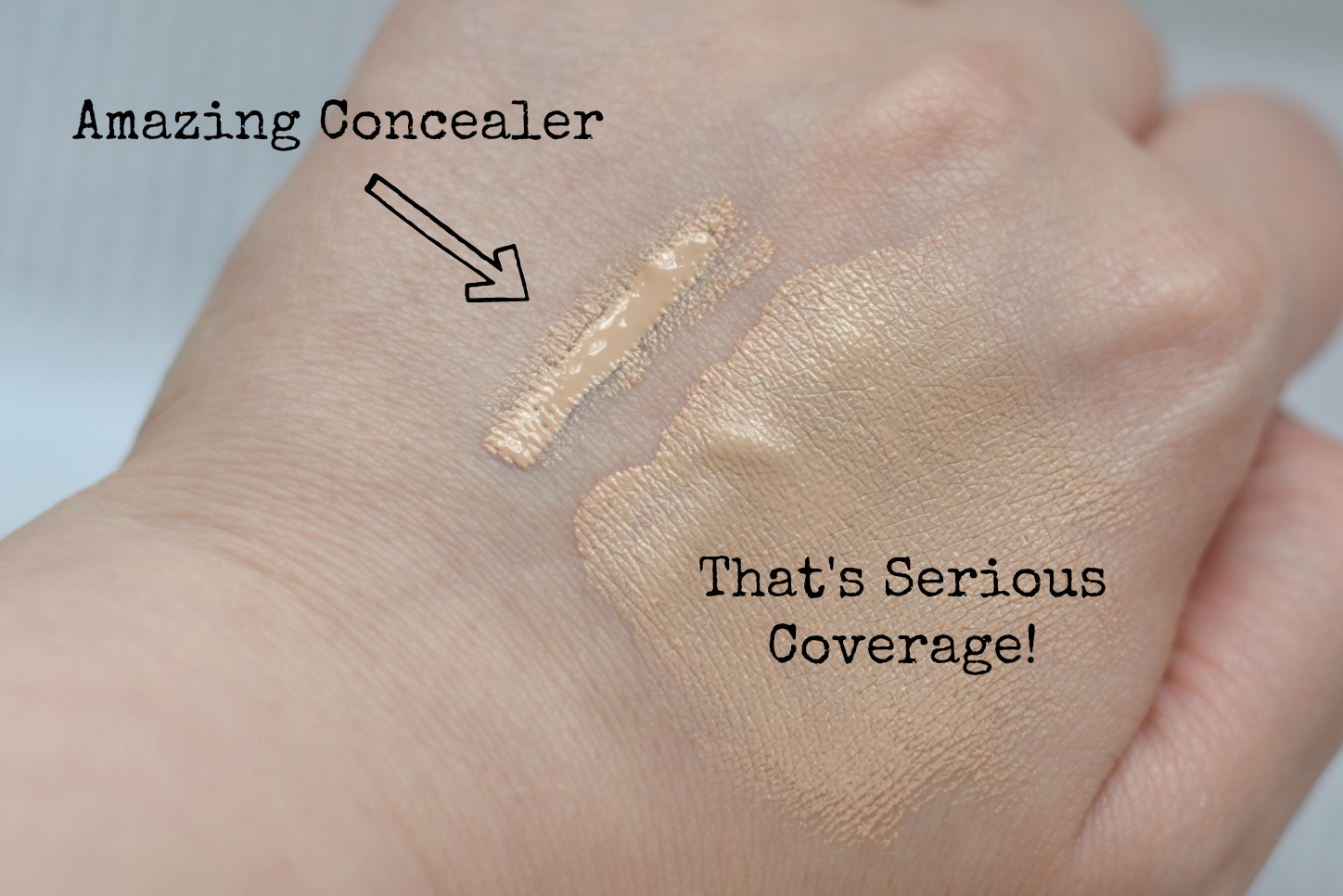 Amazing Cosmetics: Is This Really The Best Concealer In The World ...