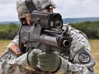 Senjata terunik Namun Berbahaya ini Legal di Gunakan