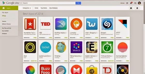 2014 Google Play
