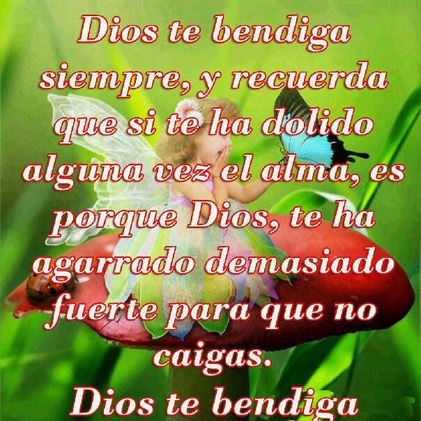 Que Dios te Bendiga Dios te Bendiga Siempre