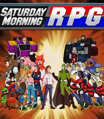 Saturday morning rpg pc full