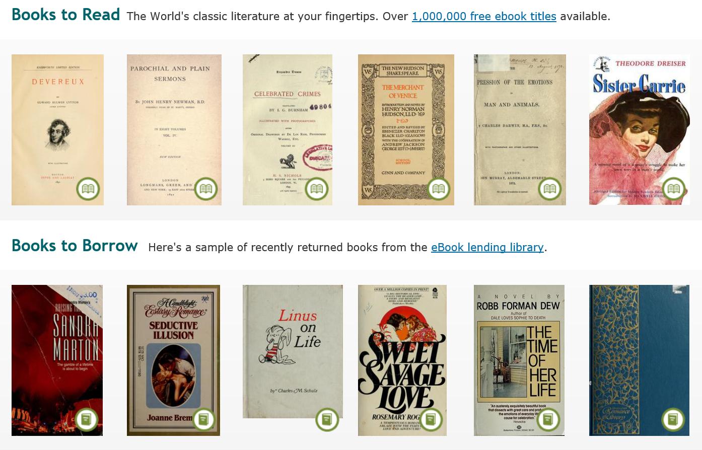 Online copies of books...?