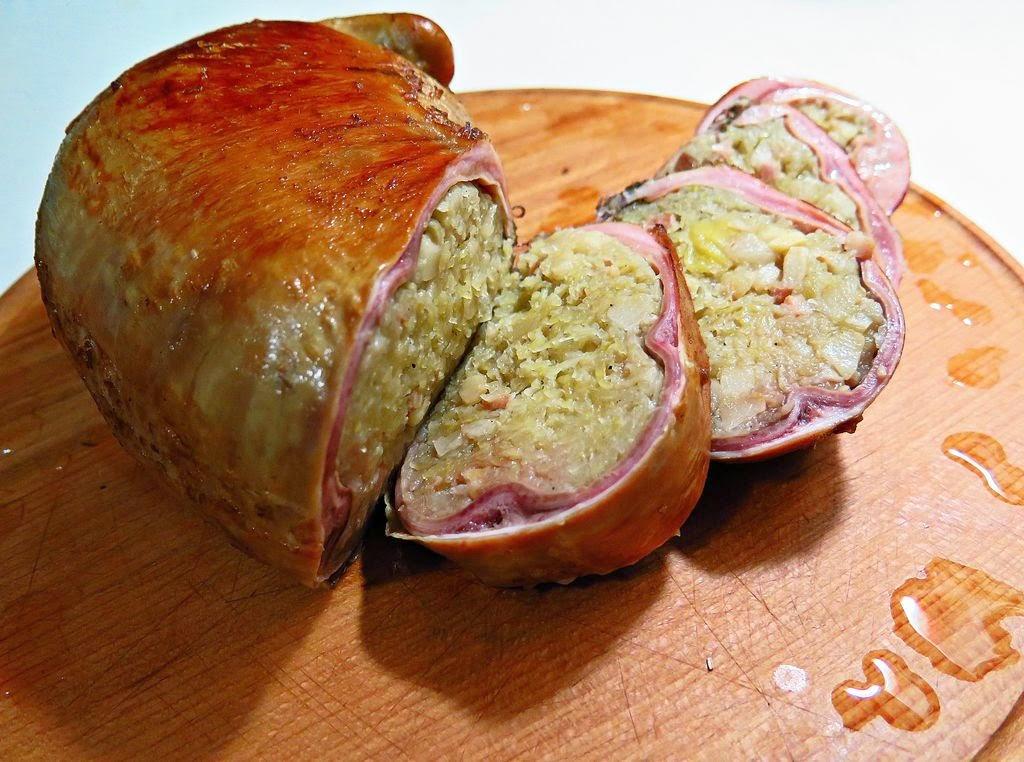 Желудки свиные рецепт жареные