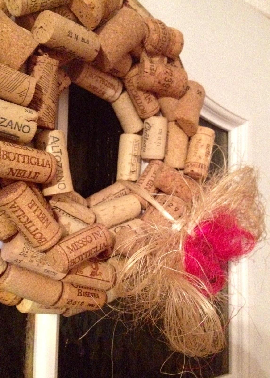 Recyklácia korkovej zátky z vína / Recyclation of wine cork