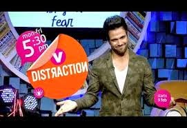 V Distraction 7th April 2015 Video Watch Online