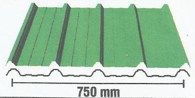 ATAP CS AGAPE 5 zincalume galvalume