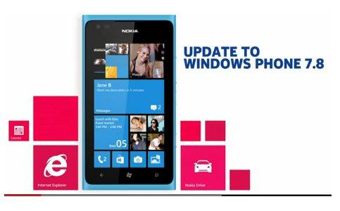 L'aggiornamento in italia per tutti gli smarpthone Nokia Lumia è disponibile da oggi