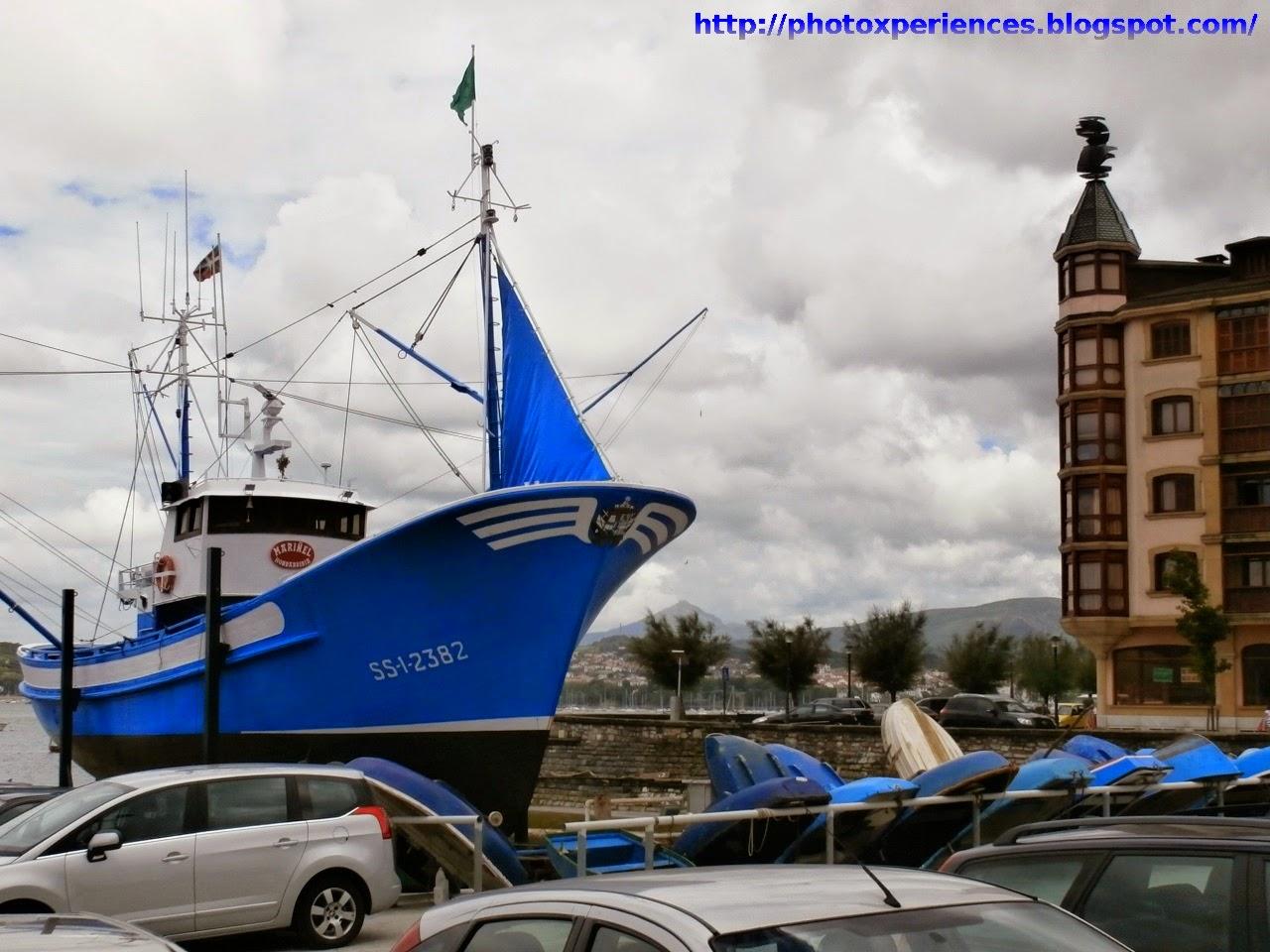 Barrio Marítimo de Hondarribia - Fuenterrabía