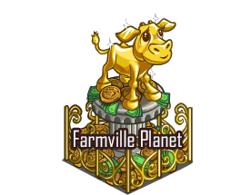 Farmville Golden Cash Calf