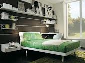 #3 Green Bedroom Design Ideas