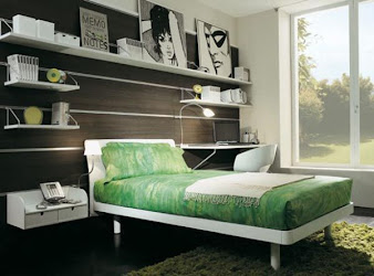 #3 Green Bedroom Design Ideas