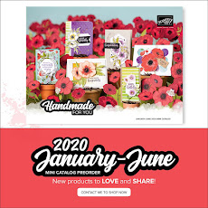 Stampin' Up! Jan-June Mini Catalog