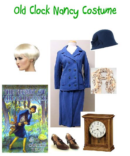 Nancy Drew Costume Ideas  sc 1 st  Nancy Drew Sleuth & Nancy Drew Sleuth: Nancy Drew Halloween Costume Ideas