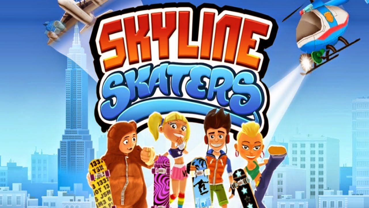 Skyline Skater v1.5.0 MOD ( Unlimited Coins )