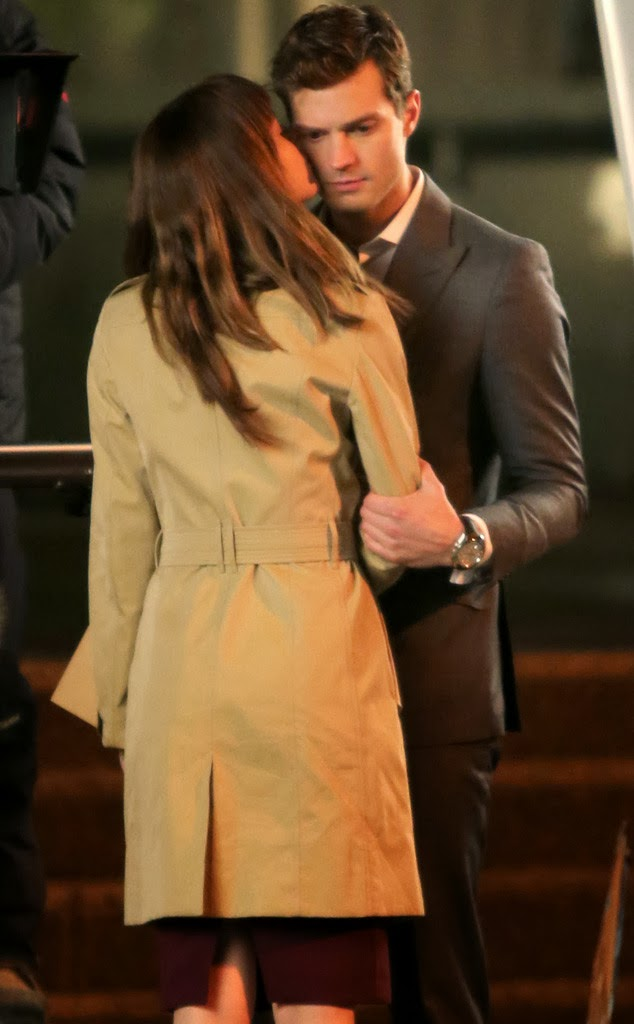 """""""Mr Grey Will See You Now"""" - 50 Shades of Grey"""
