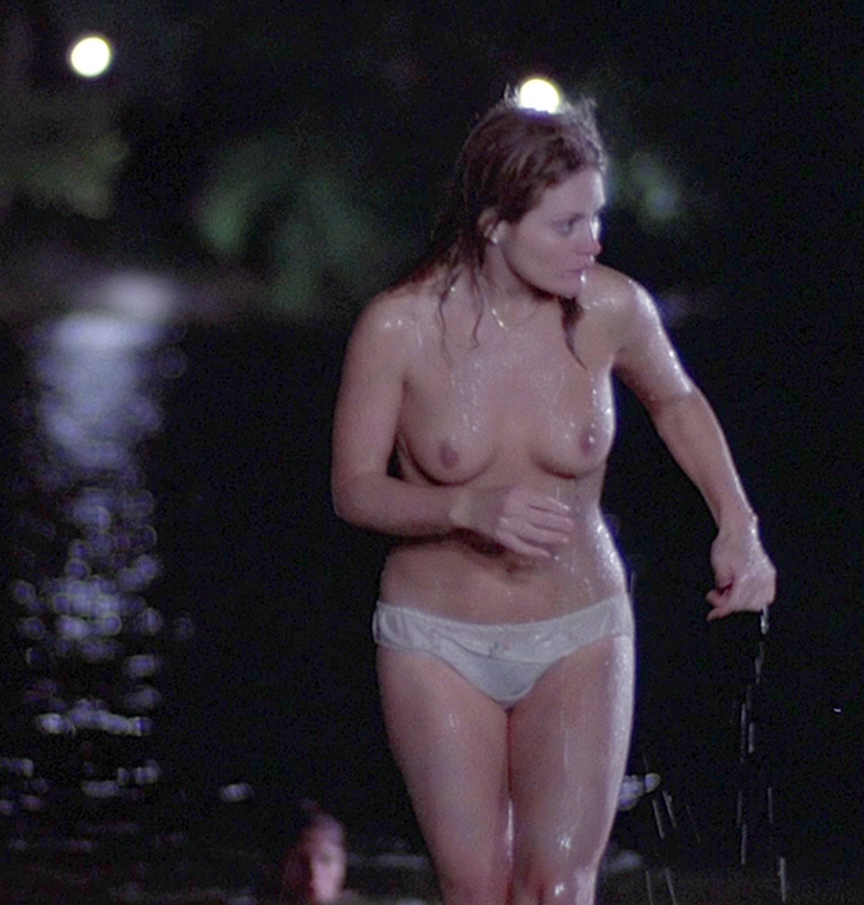 beverly d angelo shower scene