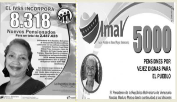 Nuevo listado IVSS y Gran Misión Amor Mayor del 23 de junio de 2013