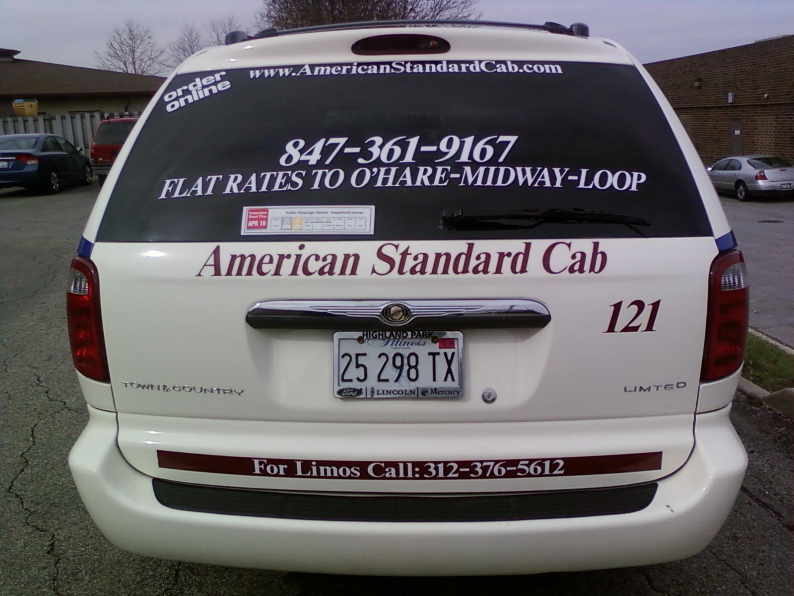 American Taxi Midway Airport Chicago