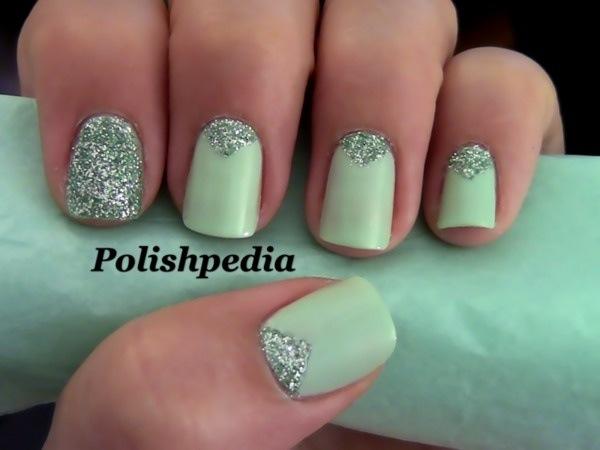 todo unhas: diseños de uñas de colores pastel