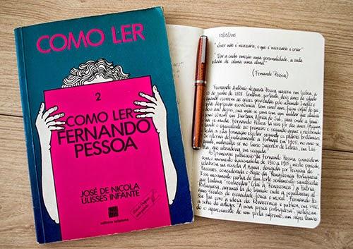 Texto sobre Fernando Pessoas