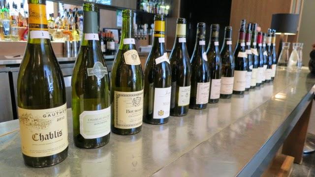Burgundy lineup