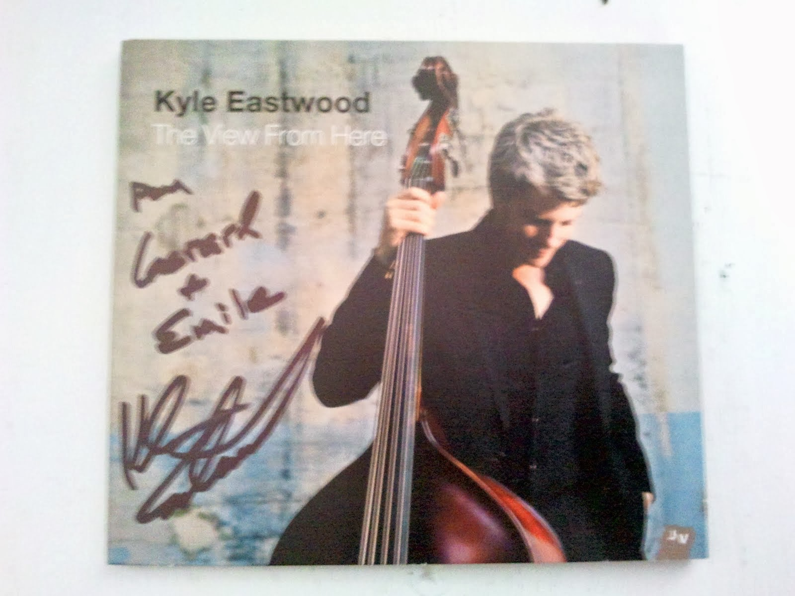 Kyle Eastwood /The View From Here