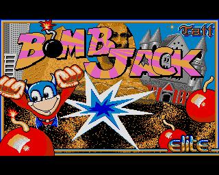 Bombjack Amiga