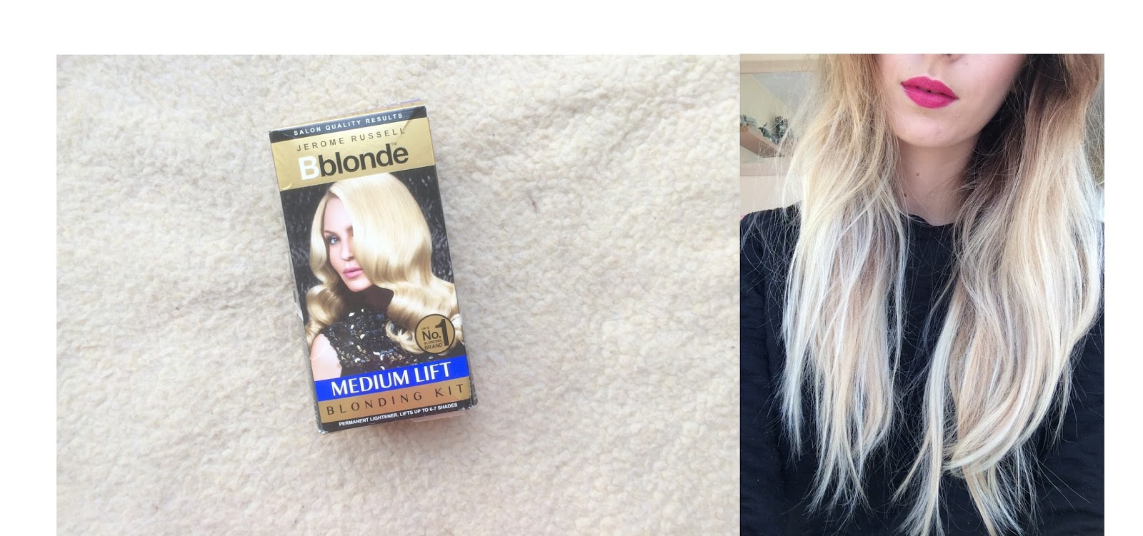 bblonde medium lift kit review