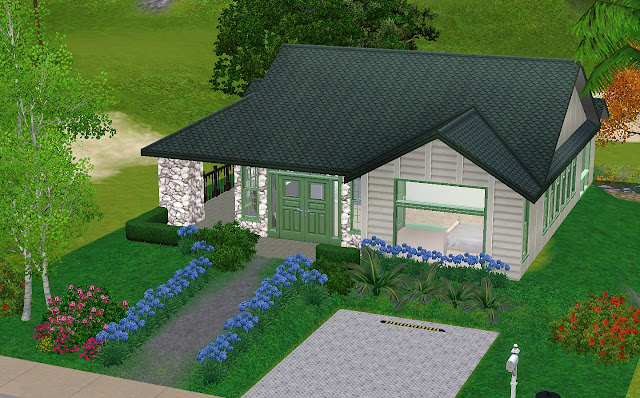 House Sims 3