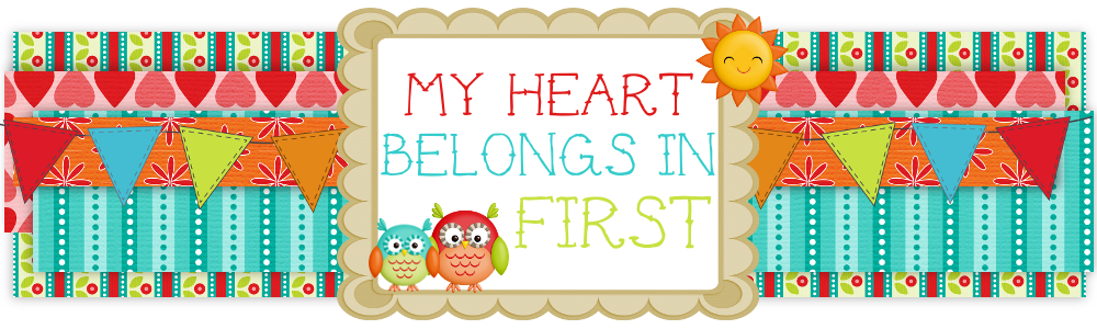My Heart Belongs in First