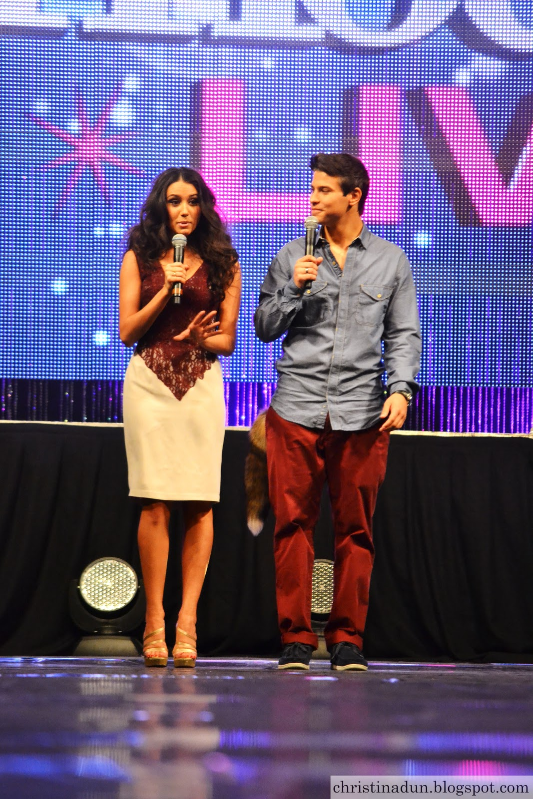 Co Hosts Alicia Josipovic & Luke Bilyk