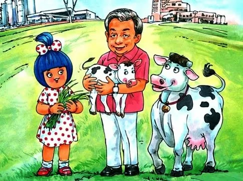 verghese kurien Dr verghese kurien, a passionate indian is how everybody remembers the man he who is synonymous with the word milk in india, who led the country to become the largest producer of milk and milk products, who formed what is one of the most popular and endearing indian brands, amul, succumbed to.