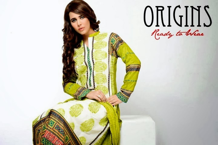 Origins Spring Summer Lawn Collection