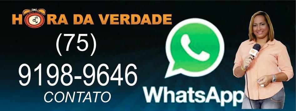 Whatsapp HORA DA VERDADE